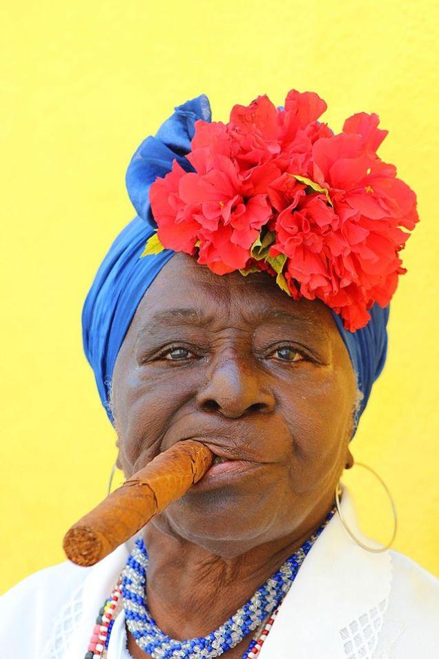 Mujer Cuba