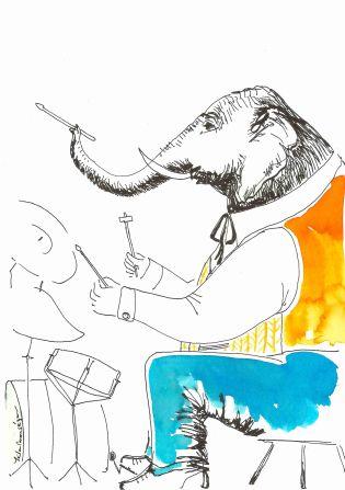113 elefante batera